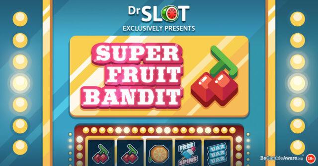 SUPER FRUIT BANDIT: A FRESH TWIST ON A MOBILE SLOTS CLASSIC!