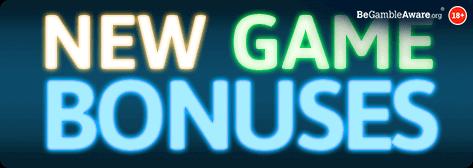 new slots game bonuses