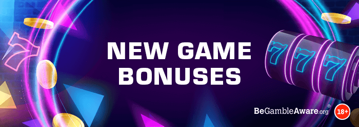 New Game Bonuses- Dr Slot Casino - Be Gamble Aware