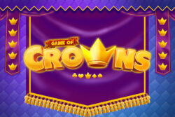 Game of Crowns mobile slots by Dr Slot Casino