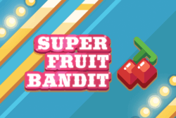 Super Fruit Bandit mobile slots by Dr Slot Casino