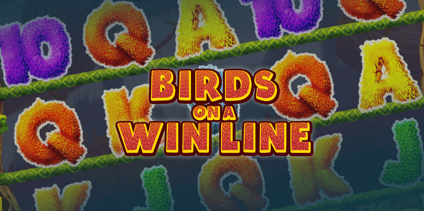 BIRDS ON A WIN LINE: MOBILE SLOTS FANS ARE IN FOR A TWEET!