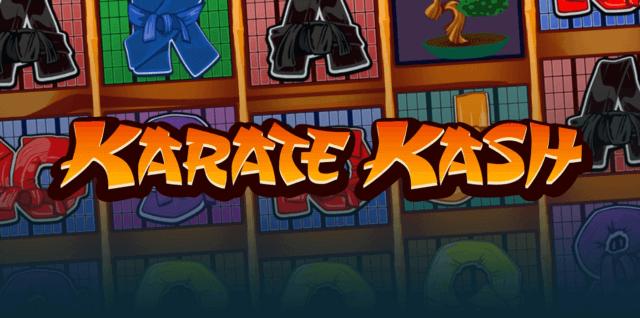 KARATE KASH: KICK-ASS MOBILE SLOTS!