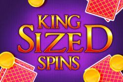 King Sized Spins - Online Slot - Dr Slot Casino