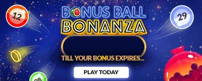 Bonus Ball Bonanza - Bonus Page - Play today at Dr Slot Casino