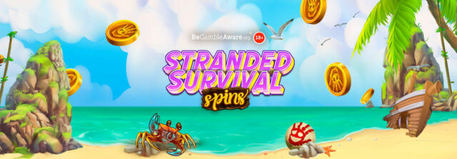 It's time to sea who has managed to reel in a share of 40,000 Free Spins*, in Dr Slot's Stranded Survival Spins giveaway!