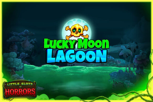 Lucky Moon Lagoon online slots at Dr Slot online casino - Halloween version