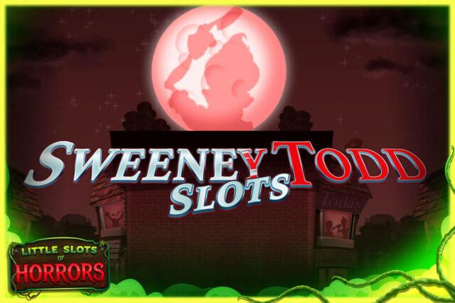 Sweeney Todd Slots at Dr Slot online casino - Halloween version