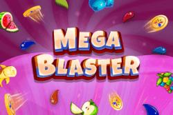 Mega Blaster online slots at Dr Slot Casino - game grid
