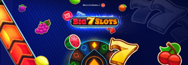 Big wins can be won on Big 7 Slots Online Slots