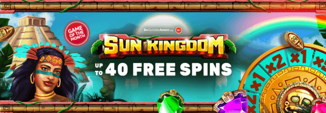 Can you seal some scorching wins on Sun Kingdom online slots?