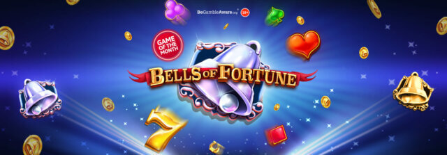 Will you ring in the wins on Bells of Fortune online slots?