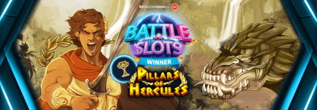 Who was crowned Battle of the Slots champion?