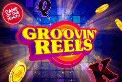 Groovin' reels online slots by Dr Slot online casino