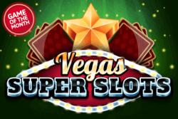 Game of the month - Vegas Super Slots - Online Slot - Dr Slot Casino